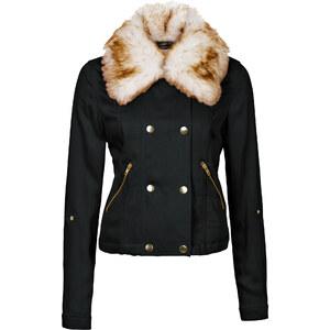 RAINBOW Jacke langarm in schwarz für Damen von bonprix