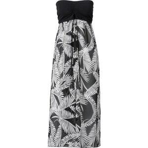 bpc selection Strandkleid in schwarz von bonprix