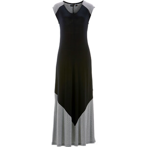 bpc selection Shirtkleid/Sommerkleid in schwarz (Rundhals) von bonprix