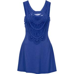 BODYFLIRT boutique Top in blau für Damen von bonprix