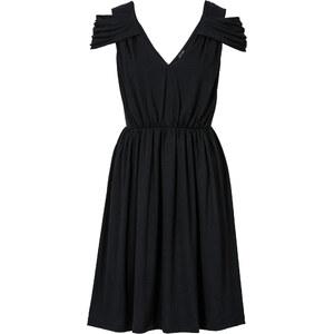 BODYFLIRT Jersey Kleid in schwarz von bonprix