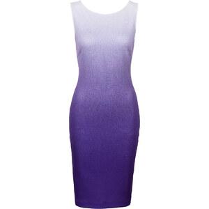 BODYFLIRT boutique Kleid ohne Ärmel in lila von bonprix
