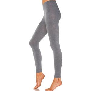 LAVANA Thermosan Strickleggings in grau für Damen von bonprix