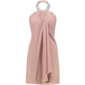 Luxuar Fashion Cocktailkleid / festliches Kleid mauve