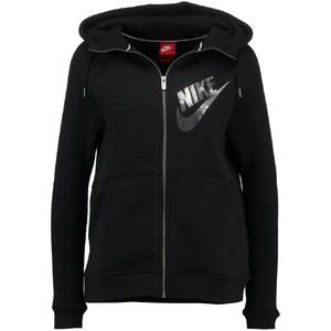 Nike Sportswear Sweat zippé black/anthracite/metallic silver