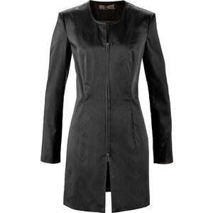 bpc selection Longblazer langarm in schwarz (Rundhals) für Damen von bonprix