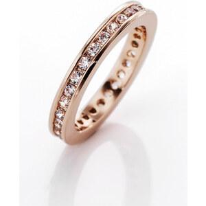 bpc bonprix collection Ring mit Kristallsteinen in rosa für Damen von bonprix
