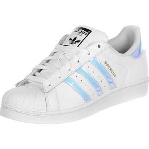adidas Superstar J W Lo Sneaker Schuhe white/silver