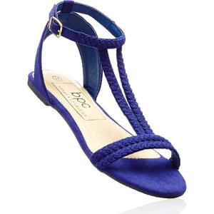 bpc bonprix collection Sandale in blau von bonprix