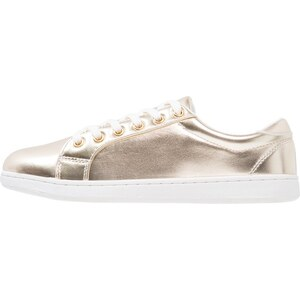 Missguided Baskets basses gold