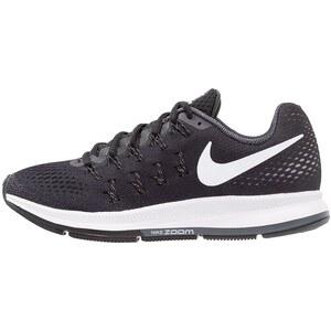 Nike Performance AIR ZOOM PEGASUS 33 Chaussures de running neutres black/white/anthracite/cool grey