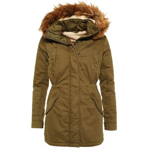 Superdry Rookie Parka deepest army