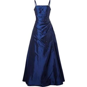 Luxuar Abendkleid mit Schnürung am Rücken