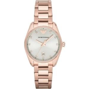 Emporio Armani Montres, Ladies New Tazio Wristwatch Rosé en rose pâle