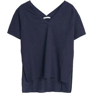 Mango T-shirt - bleu marine