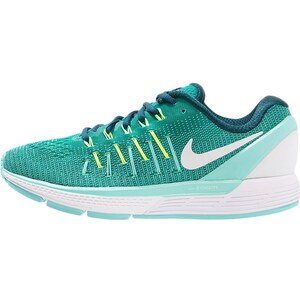Nike Performance AIR ZOOM ODYSSEY 2 Chaussures de running stables clear jade/white/hyper turquoise/midnight turquoise/volt