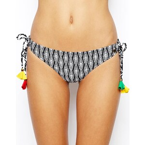 Raisins - Rasta Beat Kauai Kini - Bikinihose mit seitlichen Bändern - Rasta