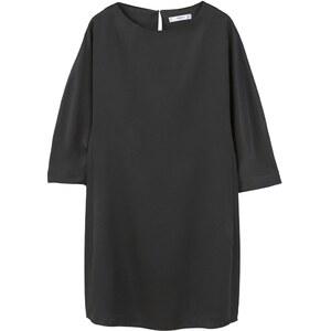Mango ZELTIA Robe d'été black