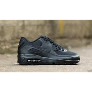 Nike Air Max 90 Mesh (GS) Black/ Black