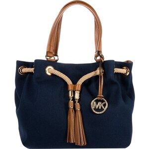 MICHAEL Michael Kors MARINA Shopping Bag navy