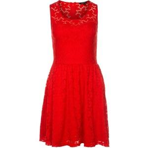 Morgan ROLA Robe d'été rouge party