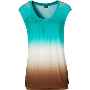 BODYFLIRT Shirt in grün für Damen von bonprix