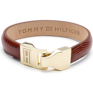 Tommy Hilfiger Leather Armband
