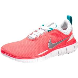 Nike Sportswear FREE Sneaker laser crimson/metallic silver/tribal green