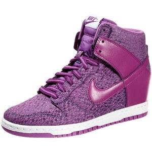 Nike Sportswear DUNK SKY Sneaker high new salt/bright grape/violet shade/white