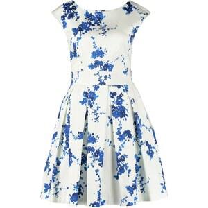 Closet Freizeitkleid white/blue