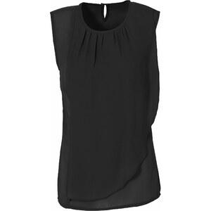 BODYFLIRT Bluse in schwarz von bonprix