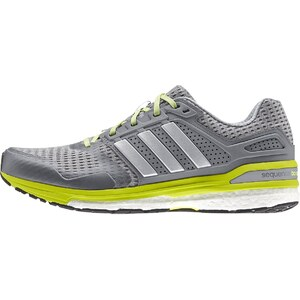 adidas Performance supernova sequence boost 8 m GREY SILVMT SYELLO -  Glami.cz b37f0548b6