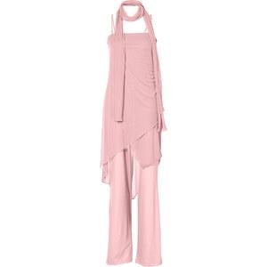 BODYFLIRT Overall ohne Ärmel in rosa für Damen von bonprix