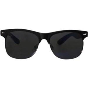 BRIGADA Midtown Sunglasses black/smoke lens