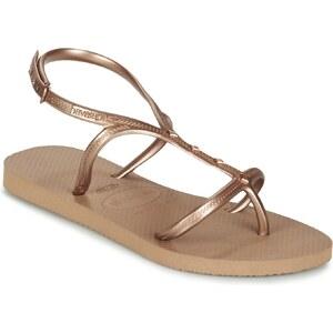 goldene voucher sandalen und sandaletten f r damen. Black Bedroom Furniture Sets. Home Design Ideas