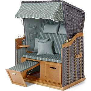 bpc living bonprix fauteuil cabine de plage f hr vert pour maison. Black Bedroom Furniture Sets. Home Design Ideas