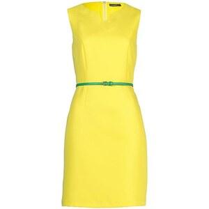 APART Kleid, gelb