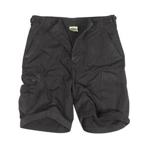 Mil-Tec Krátké kalhoty US RS - černé - Glami.cz dcd60abda5