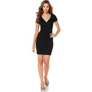 Buffalo Jerseykleid, schwarz