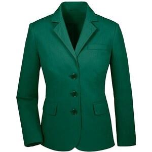 Blazer, smaragdgrün