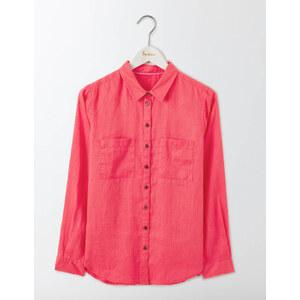 Das leinenhemd pink damen boden for Bodendirect sale