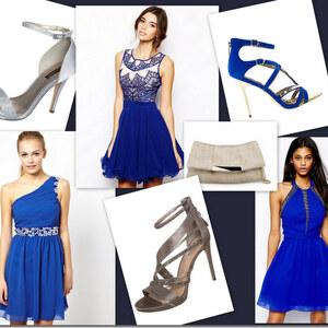 Look Royal Blue von eine_hexe