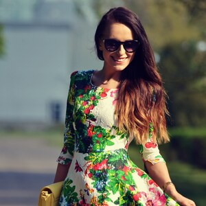 Look Colorful Dress von Vivian-Sheinside Look