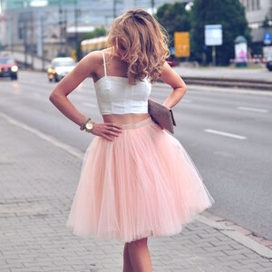 Look de Rose tutu à manon €
