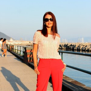 Look de Sunset redness à anne €