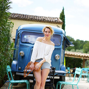 Look de (Français) Destination Ibiza à estelleblogmode €
