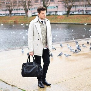 Look de Chic et distingué à The dressing box €