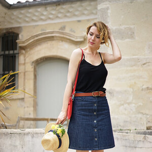 Look de Forever Somewhere à estelleblogmode €
