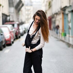 Look de The Black Salopette à theycallmemellie €