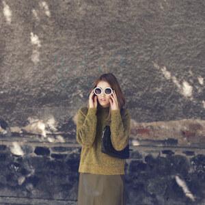 Look TOUCH OF WHITE od Kristýna Patyková